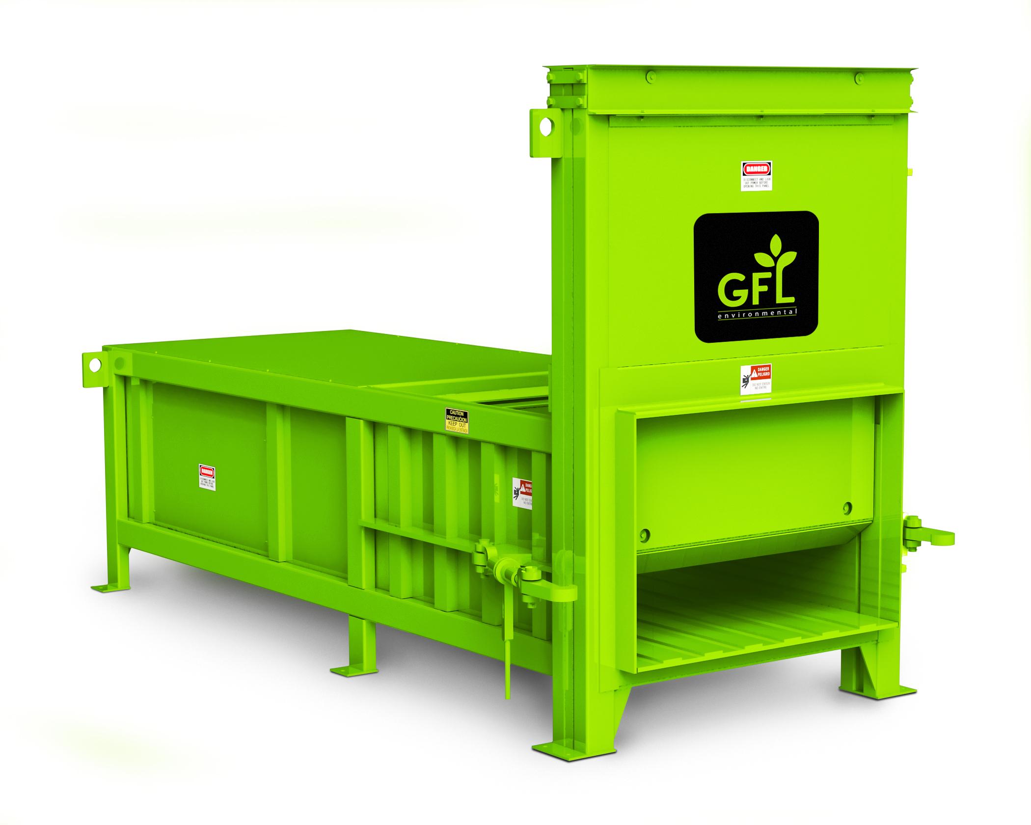 PreCrusher Compactor by GFL