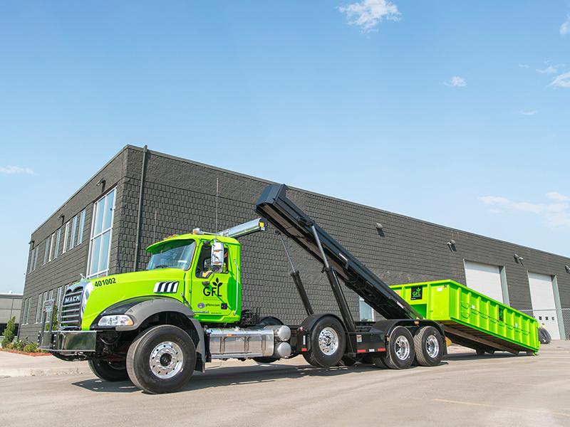 Roll-off Dumpster Rentals from GFL